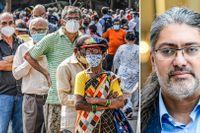 Enligt Ali Mirazimi, professor vid Karolinska institutet, vet vi väldigt lite ännu om den indiska mutationen av coronaviruset.