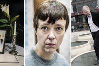 Carolina Frände är konstnärlig chef för Kulturhuset Stadsteaterns barn- och ungdomsscen i Skärholmen, och var nära vän till Benny Fredriksson.