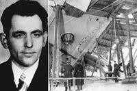 Snickaren Georg Elser försökte på egen hand döda Hitler. Till höger förstörelsen efter hans hemmagjorda bomb.