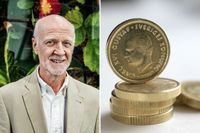 Affärsmannen Bengt Sjöberg ger en rekorddonation till cancerforskning och tycker att det vore välkommet om även andra donerade stora belopp till behjärtansvärda ändamål.