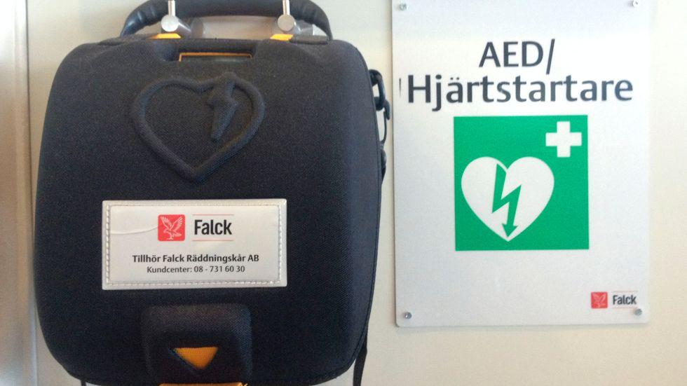 Mer än varannan man 50–64 år löper ökad risk att drabbas av hjärtinfarkt. Arkivbild.