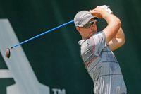 Henrik Stenson på PGA-mästerskapen