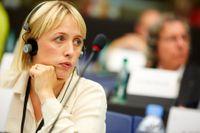 Jytte Guteland (S), ledamot i miljöutskottet i EU-parlamentet.