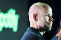 Spotifygrundaren Daniel Ek och hans närmaste medarbetare  berättade om framtiden under ett event på måndagskvällen.