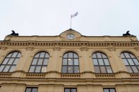 Värmlands tingsrätt dömer en ung man till 4,5 års fängelse för sexbrott mot tre barn i flera års tid. Arkivbild.
