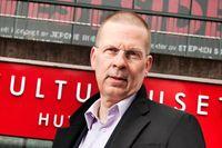 Benny Fredriksson, vd för Kulturhuset Stadsteatern.