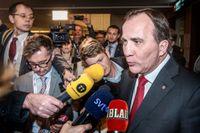 S-ledaren Stefan Löfven hoppas på en nystart för regeringen och förhoppningsvis bättre opinionssiffror.