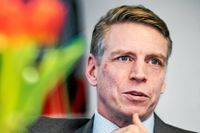 Finansmarknadsminister Per Bolund (MP).