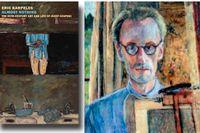 Till höger ett självporträtt av Józef Czapski.