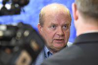 Tidigare C-ministern Eskil Erlandsson åtalas.