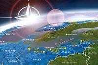 Nato rustar för ny orolig värld