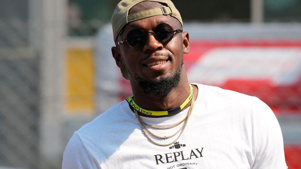 Usain Bolt har några tips till sprintstjärnan Sha'Carri Richardson framöver. Arkivbild.