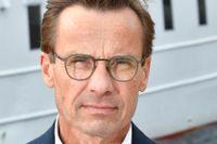 Moderatledaren Ulf Kristersson (M) hoppas bli Sveriges näste statsminister.