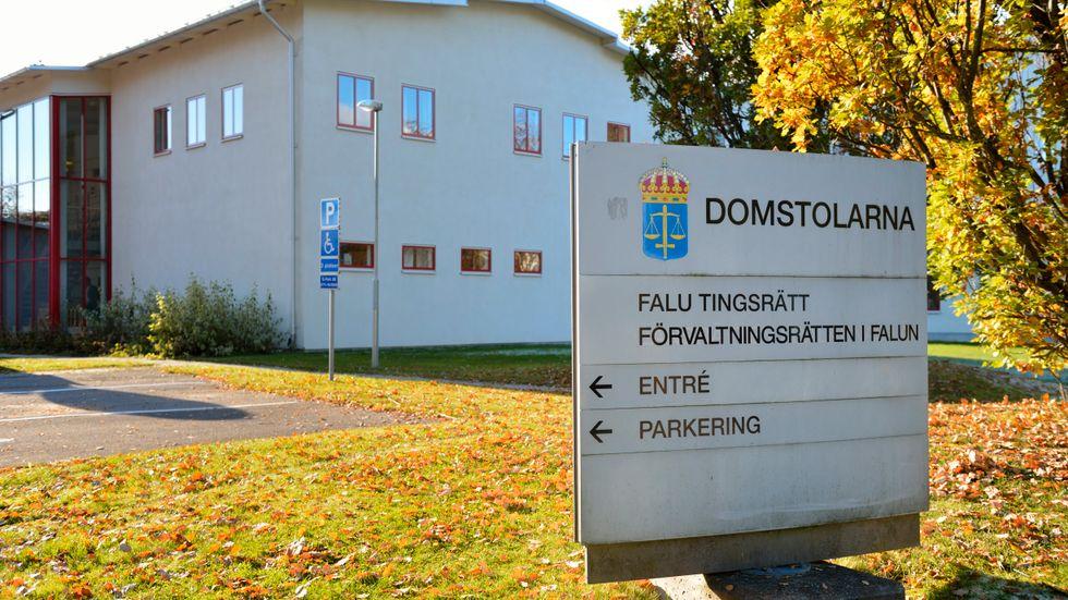 En arbetsgivare åtalas i Falu tingsrätt efter en arbetsplatsolycka i Hedemora. Arkivbild.