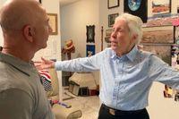 Astronaututbildade Wally Funk, 82, kommer att delta i sin första rymdfärd den 20 juli då hon reser med - som hedersgäst - på miljardären Jeff Bezos rymdresa.