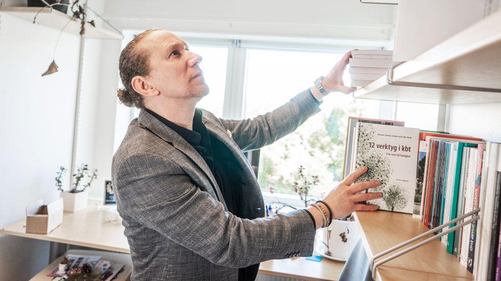 """""""Hoppas att vi får en arbetsmarknad som har lärt av pandemin,"""", säger Johan Waara."""