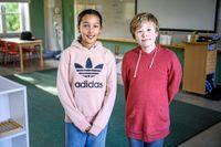 Under utbildningen får eleverna kunskap i vad de ska göra om en kompis är utsatt. Lyssna, stötta och sätt stopp är tre viktiga grejer.
