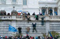Den 6 januari stormades Kapitolium i Washington av besvikna Trump-anhängare.