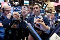 Ledande index på Wall Street har slagit nya rekord i år och dragit med sig Stockholmsbörsen uppåt i en global börsyra. Arkivbild.