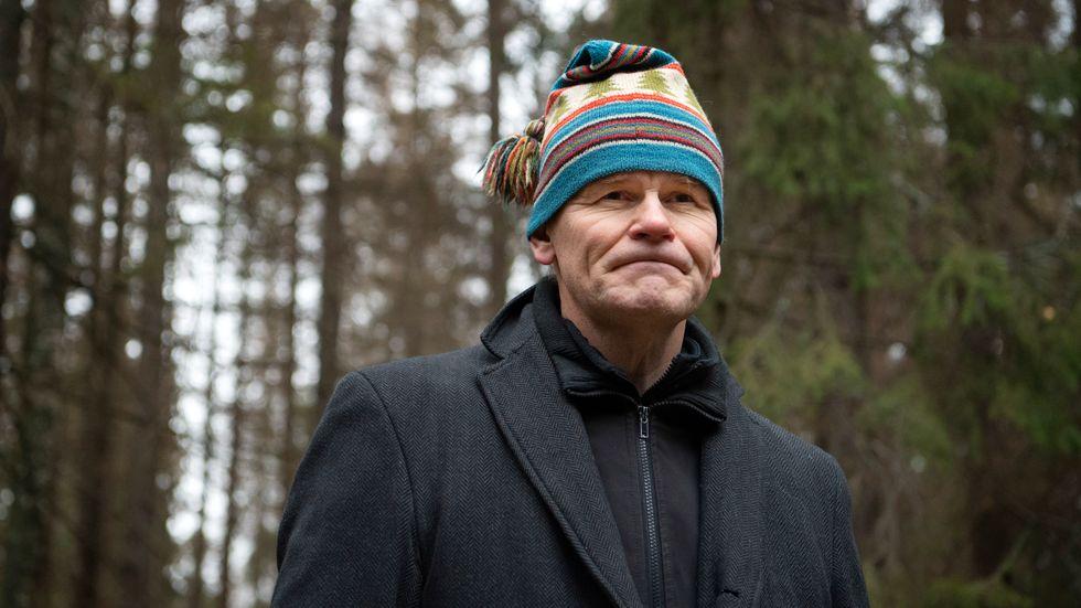 Herman Sundqvist, Skogsstyrelsens generaldirektör. Arkivbild.