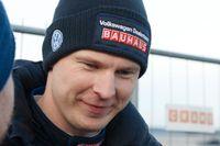 Johan Kristoffersson gör comeback i rallycross-VM. Och han siktar på en tredje titel. Arkivbild.