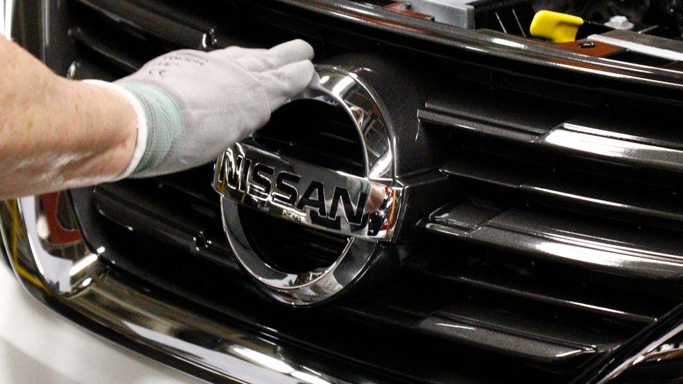Nissan höjer vinstprognosen. Arkivbild.
