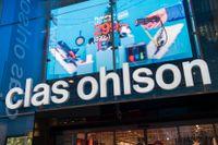 Clas Ohlsons vinst före skatt nästan fördubblades under kvartalet som avslutades i juli. Arkivbild