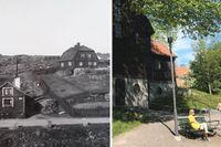 Unika bilder från Tjurberget på Söder upphittade