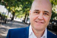 Fredrik Reinfeldt  är aktuell med en ny bok om det amerikanska valet.