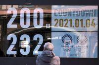 Nu är det 200 dagar till OS-invigningen i Tokyo.