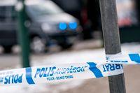 I måndags angreps en man på en gångväg i Falun och skadades svårt. Arkivbild.