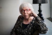 Historikern och författaren Yvonne Hirdman belönas med Lars Salvius-priset. Arkivbild.