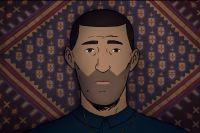 """Animationerna i """"Flykt"""" bygger på verkliga filmbilder."""