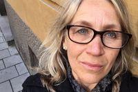 Att börja ta antidepressiva mediciner anser Ewa Sjöholm är det dummaste hon gjort i hela sitt liv.