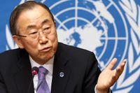 FN:s generalsekreterare Ban Ki-Moons uppgift är att informera rådet om situationen på Gazaremsan.