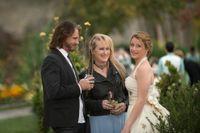 Greg (Rick Springfield), Ricki (Meryl Streep) och Julie (Mamie Gummer).