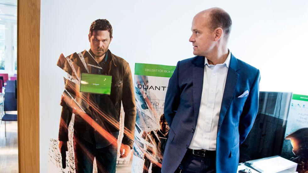 Joacim Damgard nämns som het kandidat till vd-jobbet i Telia.