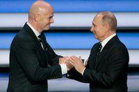 Bra pr för Kreml. Men vem betalar priset?