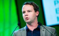 Rickard Nordin, tillförordnad ekonomiskpolitisk talesperson för Centerpartiet.