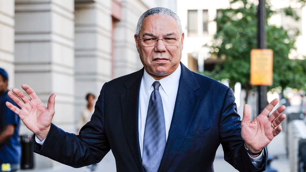 Colin Powell död – blev 84 år