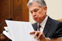 Jerome Powell väntas höja räntan vid onsdagens Fed-möte.