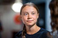 """Greta Thunbergs rörelse """"Skolstrejk för klimatet"""" fyller tre år."""