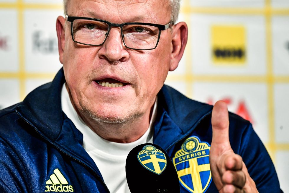 Janne Andersson gör sin första landskamp efter EM i VM-kvalmatchen mot Spanien.