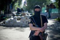 Separatist, prorysk rebell, terrorist eller medlem av folkmilisen? Beteckningarna skiljer sig åt beroende på vem som rapporterar.