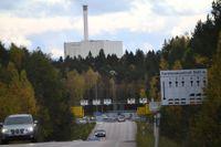 Forsmarks kärnkraftverk i Östhammar – den enda kommun som tackat ja till att ta hand om slutförvaring av radioaktivt kärnavfall.