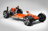 Nu kommer Volvos första elbil