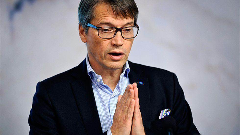 Göran Hägglund.