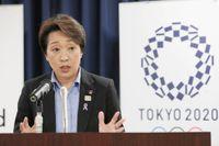 Seiko Hashimoto blir ny bas för OS i Tokyo. Arkivbild.