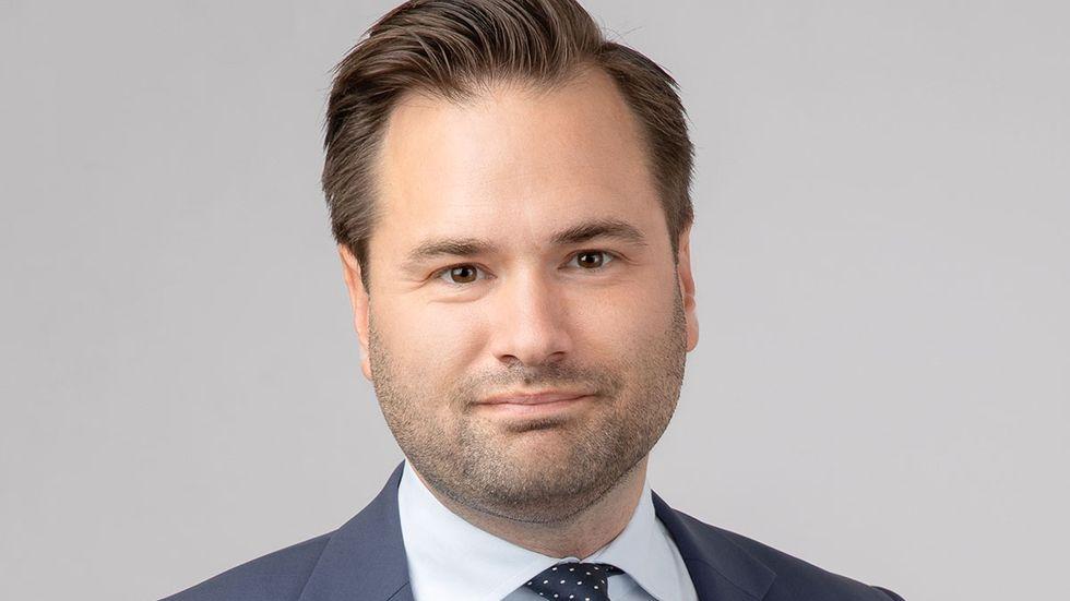 Erik Bengtzboe, chefsekonom hos Skattebetalarnas förening.