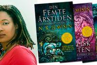 N K Jemisin (f. 1972) är författare och psykolog.